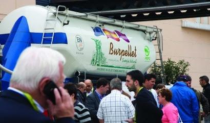 El pélet, referente de Expobiomasa y el Congreso Internacional de Bioenergía
