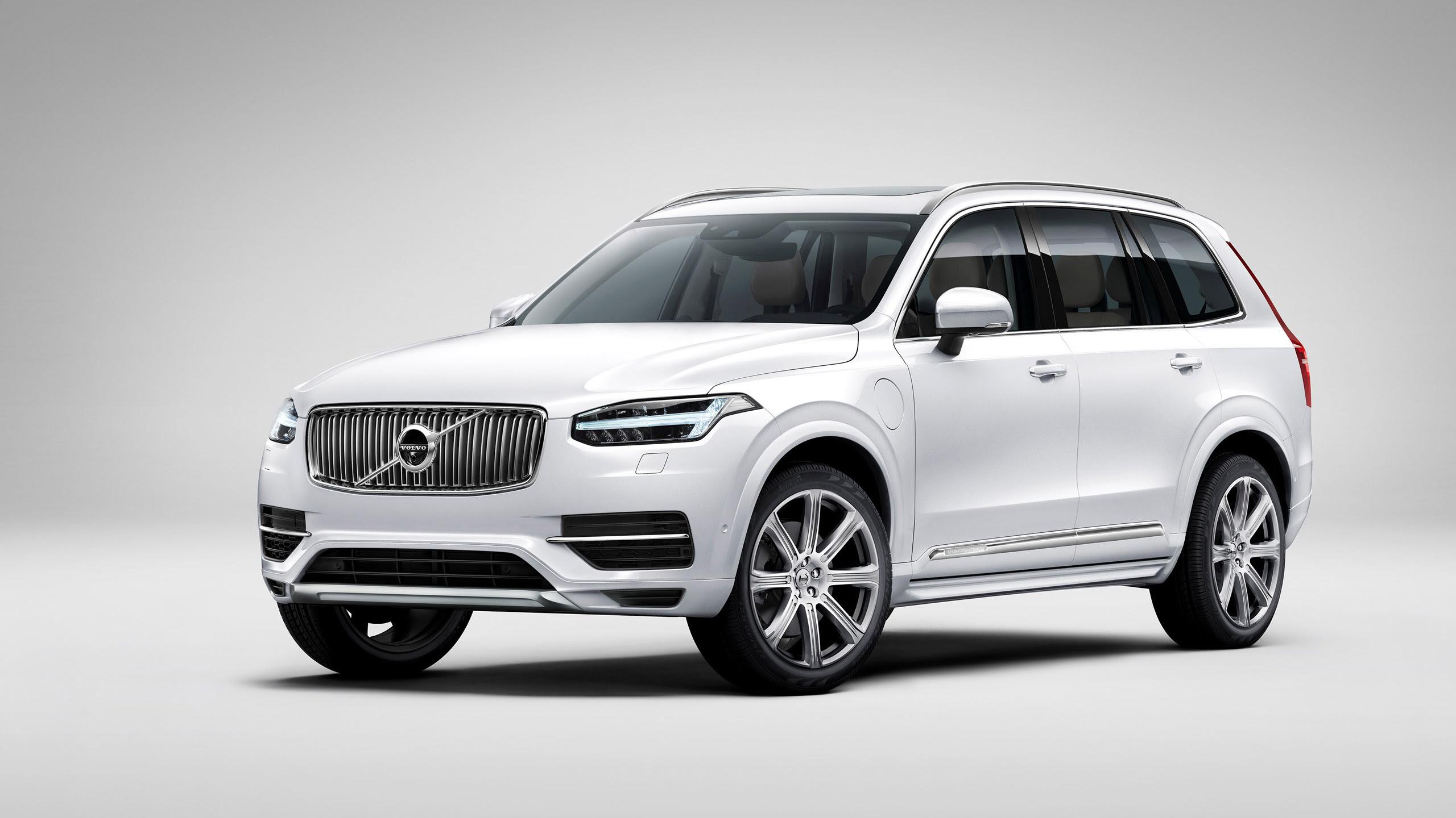 Neue Bilder Volvo Xc90 2015.html | Autos Weblog
