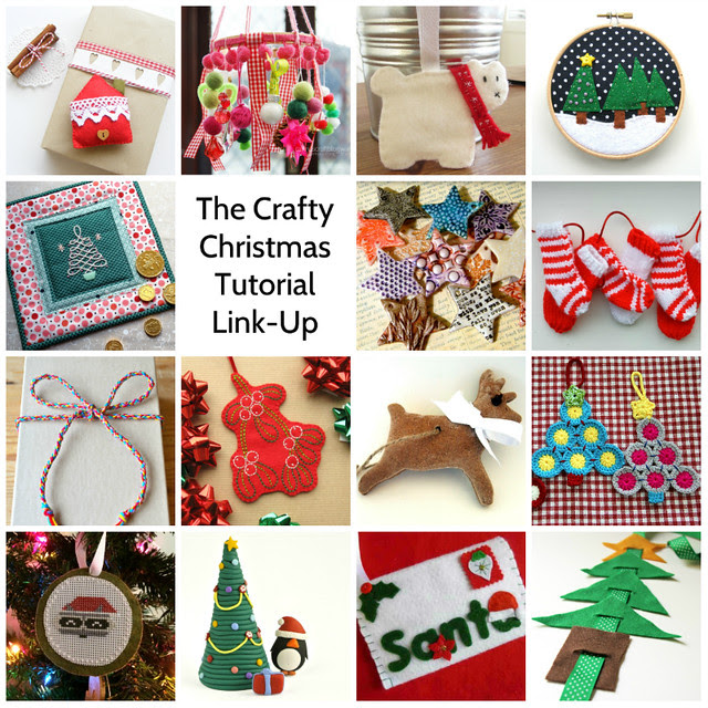 The Crafty Christmas Link-Up A