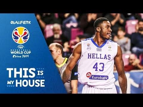 Στο Νο1 του τοπ-10 της FIBA το κάρφωμα του Θανάση Αντετοκούνμπο