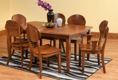 Amish Made Dining Tables And Chairs Chelsea Washtenaw County Mi