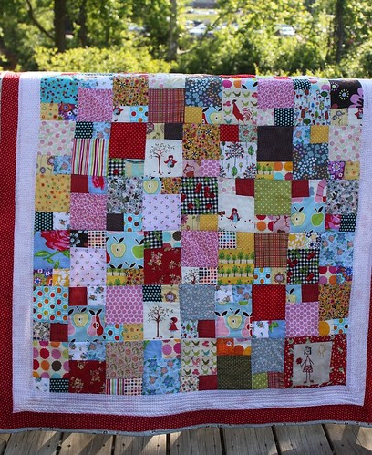 Picnic Quilt by Fitri D. // Rumah Manis