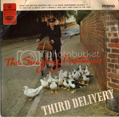 Singing Postman - Third Delivery
