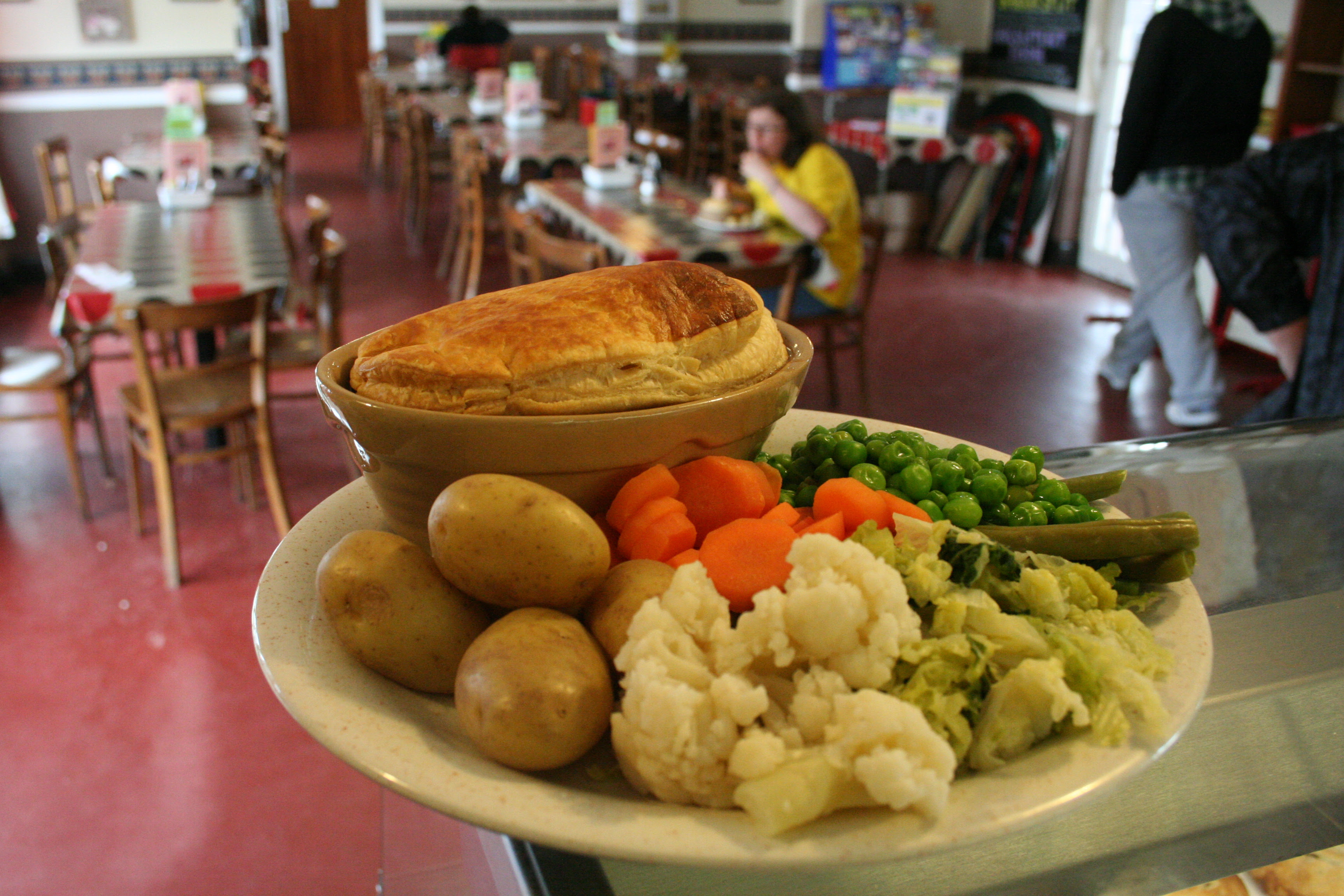A Walk by the Seaside & Homemade Steak Pie at Sara's ...