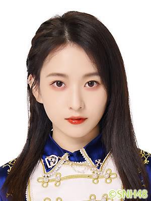 张丹三 SNH48 TEAM X成员 张丹三