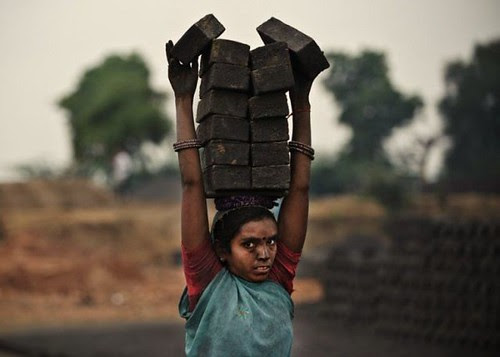 Brick carrier