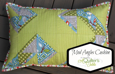Mod Angles Cushion