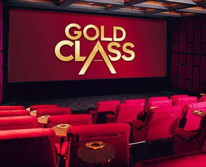 Event Cinemas Gold Class Ticket $25 Special (SAVE $17)