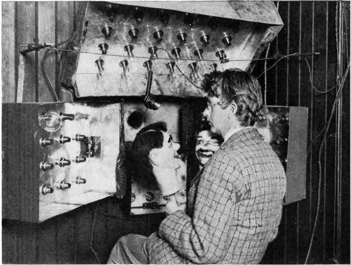 John Logie Baird y sus muñecos de terror