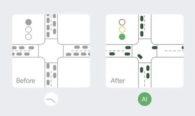 ИИ от Google научился управлять светофорами ради снижения выбросов в атмосферу