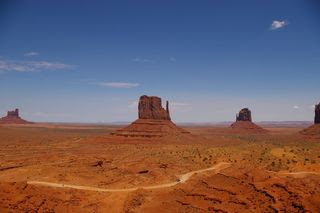 Monument Valley - Wed 1 August