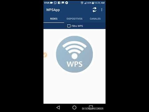 HACKEAR REDES WIRELESS CON APP ANDROID WPS