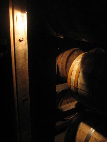 Whiskey in the dark