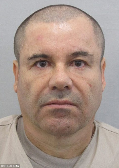 Fugitive Mexican drug lord El Chapo's sprawling empire commands most of the illicit drugs trade in the United States