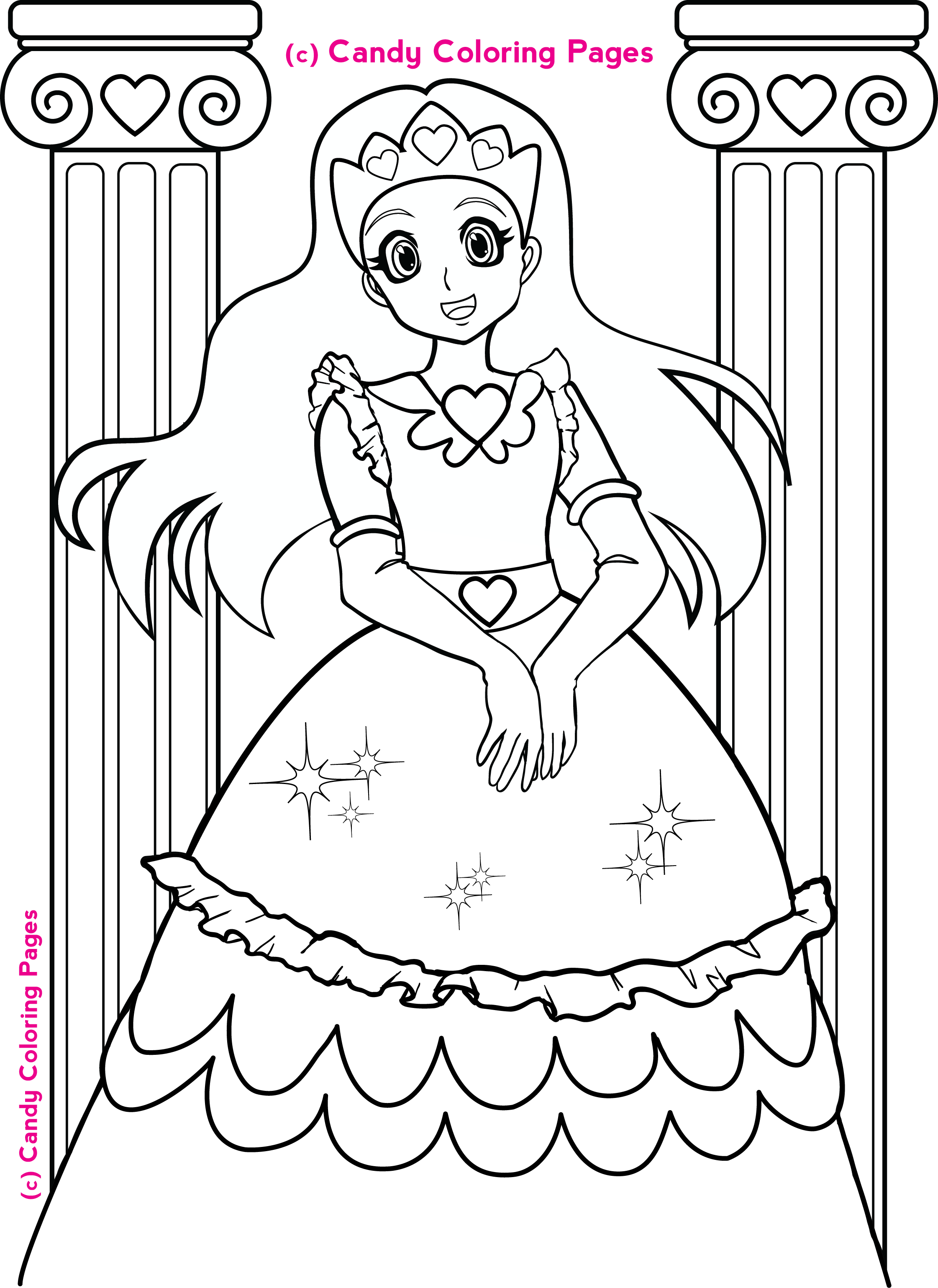 Free Coloring Pages For Kids Coloring Town Coloring Pages For Kids To Print