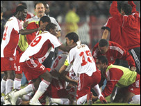 Bbc Sport Football African Etoile Fall To Boca Juniors