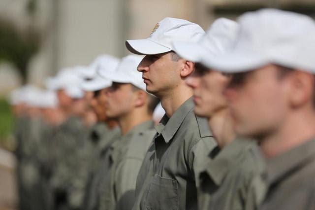 Governo do RS convoca 1,2 mil novos policiais militares Diego Vara/Agencia RBS