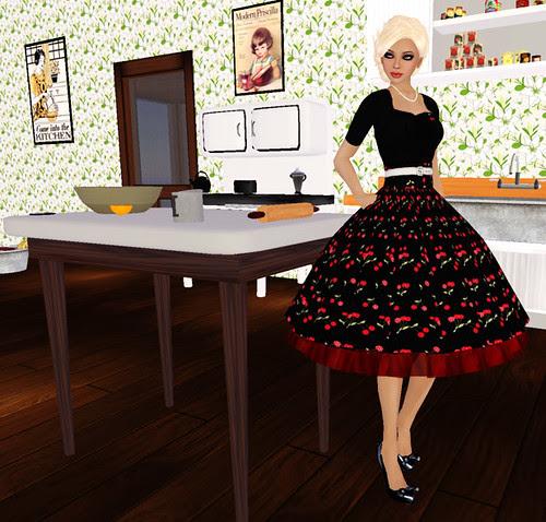 Dress Up Challenge - Housewife 1