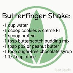 Cake Batter Herbalife shake! Try these YUMMY Herbalife