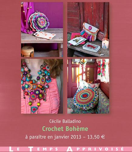 Crochet Bohème Cécile Balladino