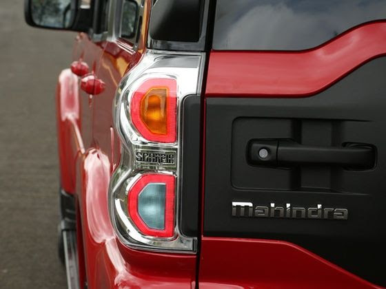 New Mahindra Scorpio LED Lamps