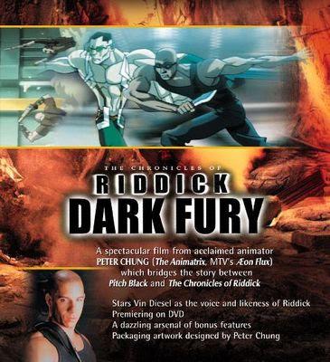dark fury a