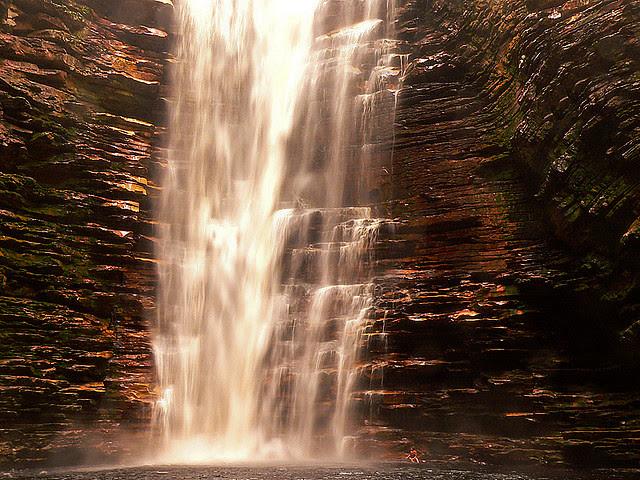 Chapada Diamantina Falls