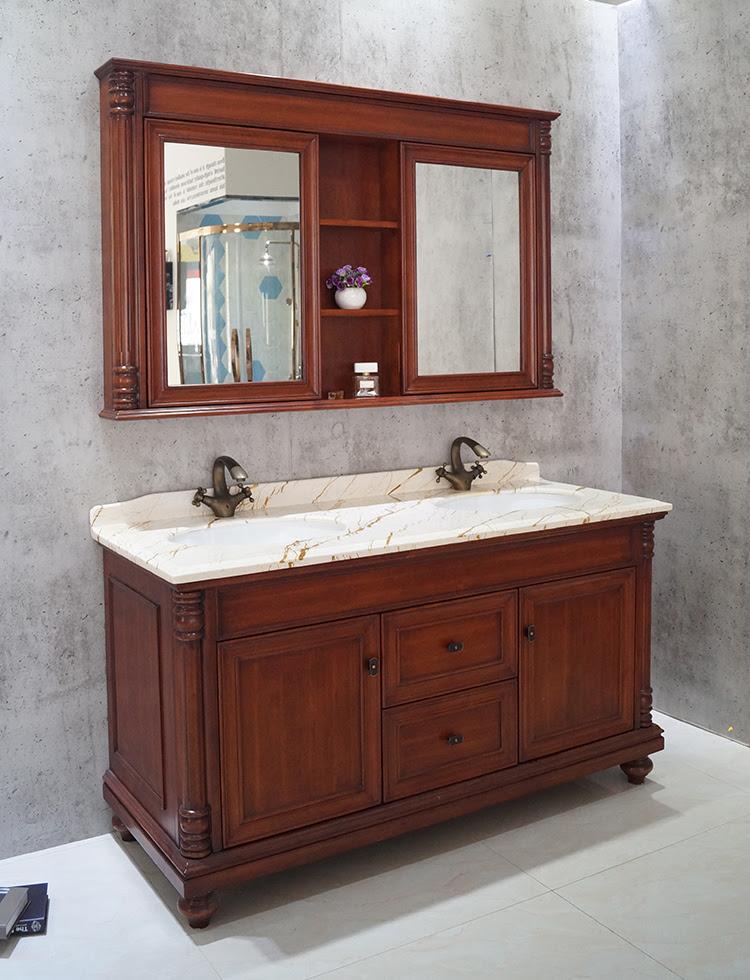 Designer Design Luxury Antique Curved Wooden Bathroom ...