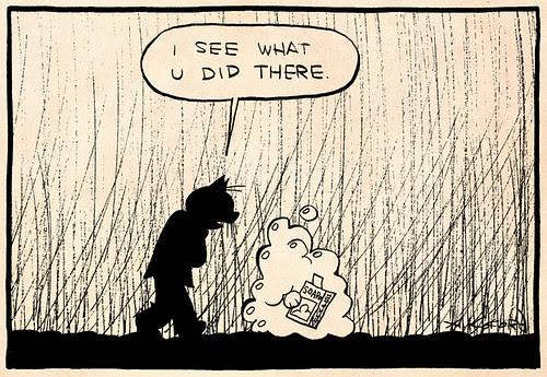Laugh-Out-Loud Cats #2092 by Ape Lad
