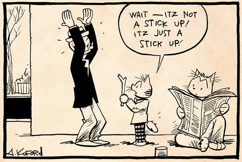 Laugh-Out-Loud Cats #2212 by Ape Lad