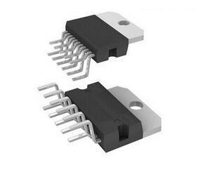 2PCS ORIGINAL TDA7377 ST Dual//Quad Power Amplifier IC