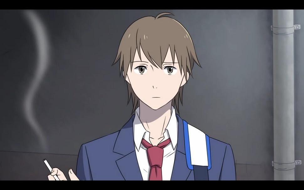 80 Gambar Anime Keren Merokok Paling Hist