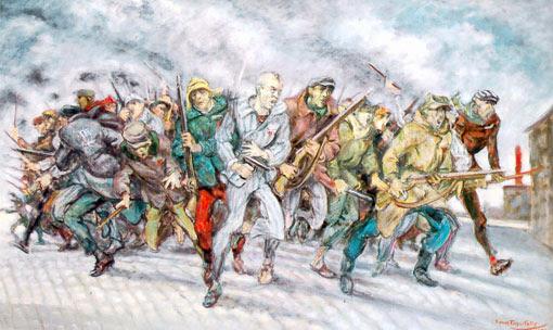insurrection Buchewald