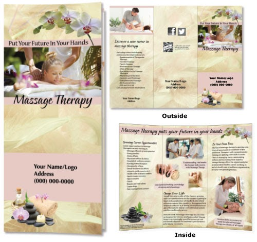 Massage Therapy Ads Samples