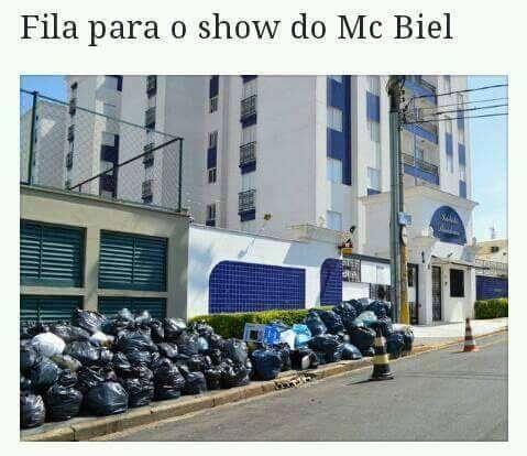 Show do Mc Biel