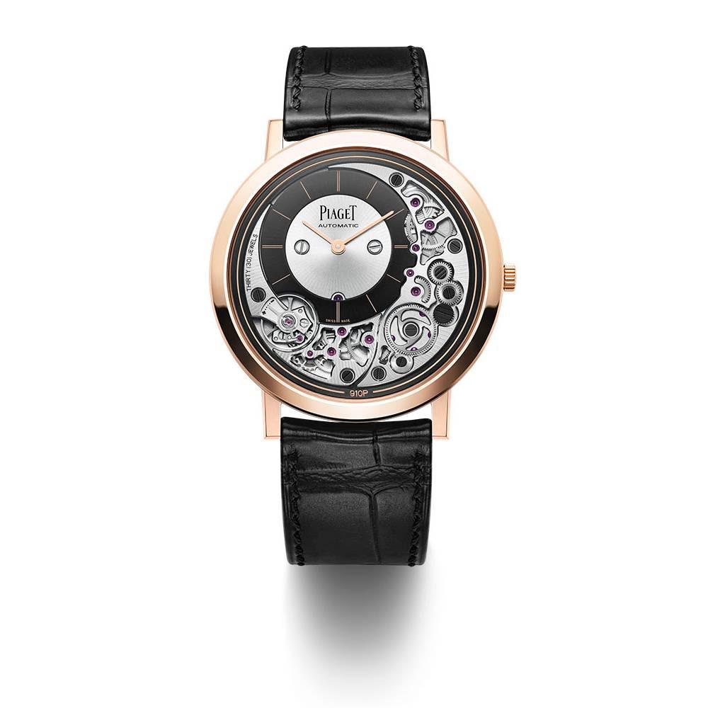 La montre automatique la plus fine du monde, Piaget
