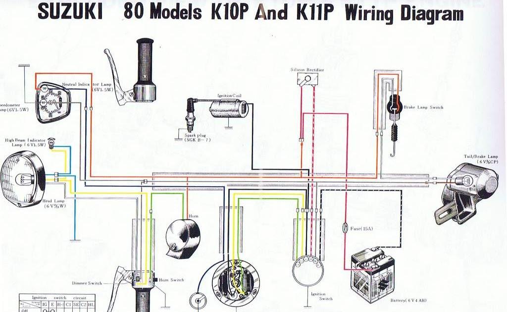 Alto K10 Electrical Wiring Diagram