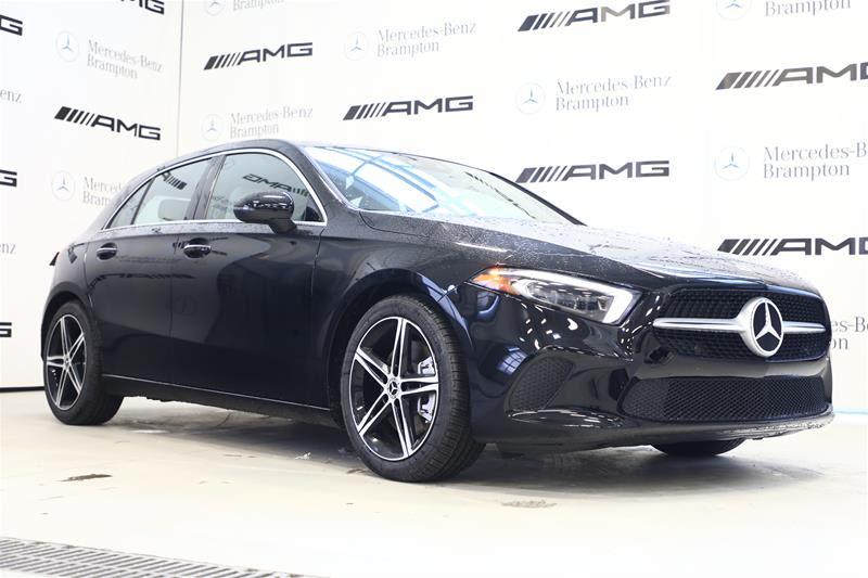 New 2020 Mercedes-Benz A-Class A250 4MATIC Hatch 5-Door Hatchback in Brampton #20MB613 ...