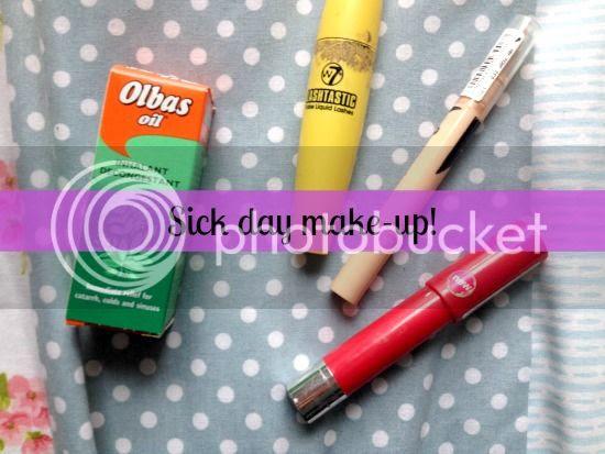 Sick Day/ Hayfever/ Summer Makeup