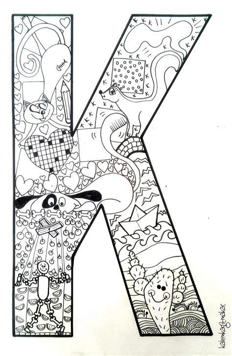 zeynepin atoelyesi harf harf buyuklere boyama