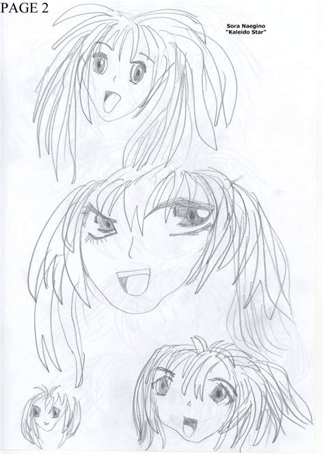 anime drawings page