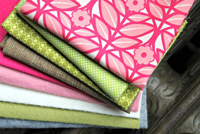 Pink House PIllow Supplies