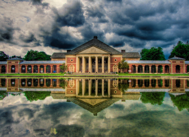 A Storm is Brewing at the Hall of Springs!
