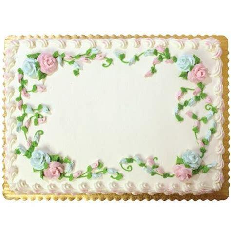 Wegmans 1/2 Sheet Celebration Cake   Wegmans $29.99