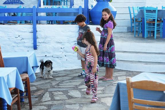 Skopelos, the old town, Anatoli taverna1