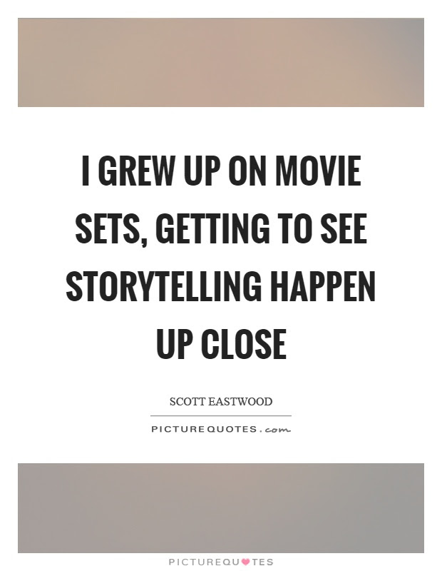 Movie Sets Quotes Movie Sets Sayings Movie Sets Picture Quotes