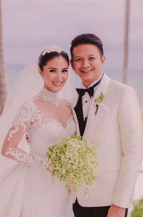 Celebrity Wedding: Senator Chiz Escudero and Heart