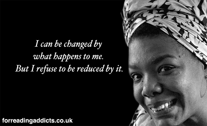10 Wise And Beautiful Quotes From Maya Angelou For Reading Addicts