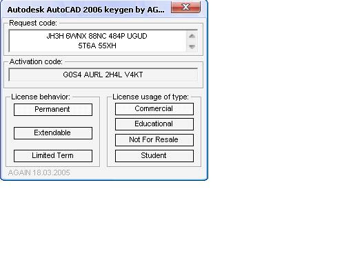crack and keygen autocad 2010