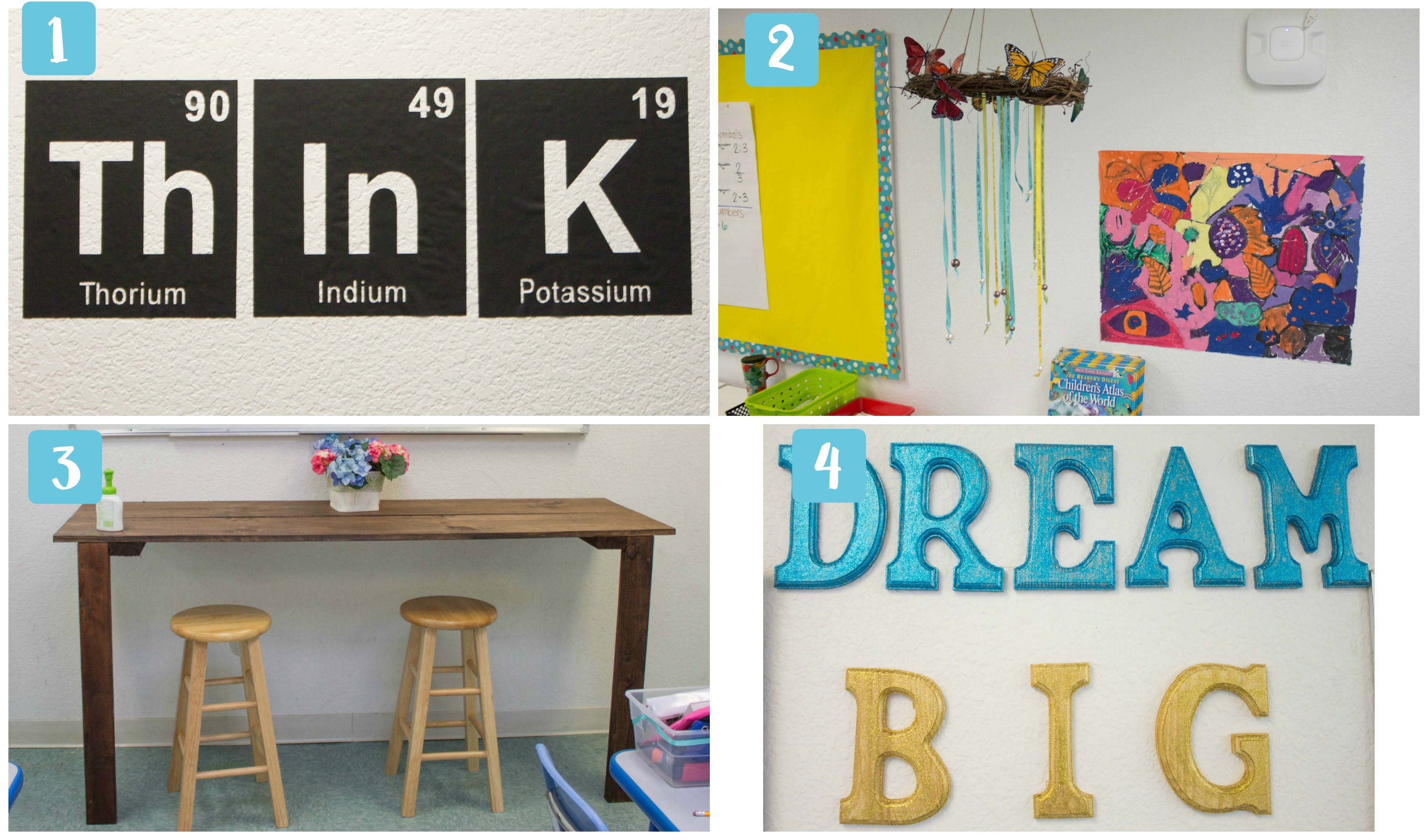 Back To School Classroom Collage Simply Sweet Days